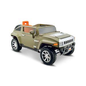 carro-montable-hummer-hx-1-silla-verde-naranja-monkeymarket-1
