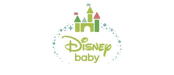banner de marca disney baby