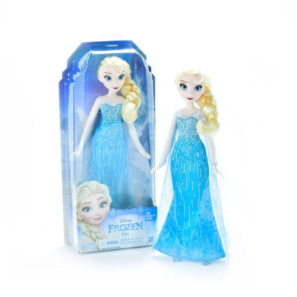 00a25049b55c Disney Princesa Elsa (Frozen) - Hasbro para Niñas 3 + - monkeymarket