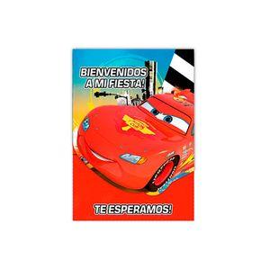 invitacion-con-sobre-cars-x-8-sempertex-monkeymarket.com-1
