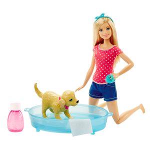 Juguetes-barbie-bano-de-perritos-mattel-monkeymarket-1