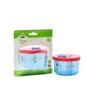 Juguetes-Contenedor dosificador leche en polvo 3 porciones Mickey-1