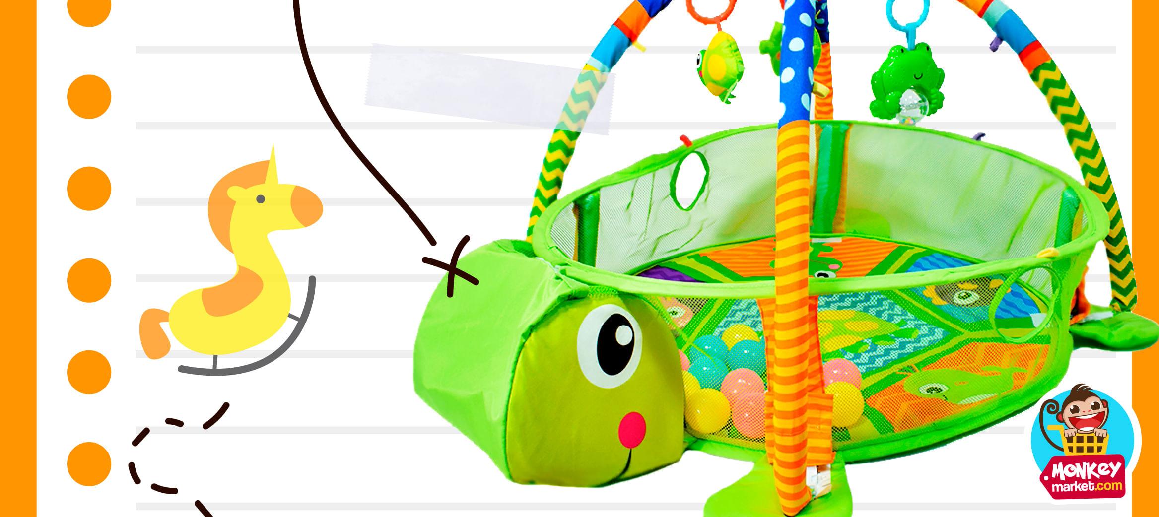 Juguetes Estimulacion Temprana 1 Ano.Blog Articulo Bebes Monkeymarket